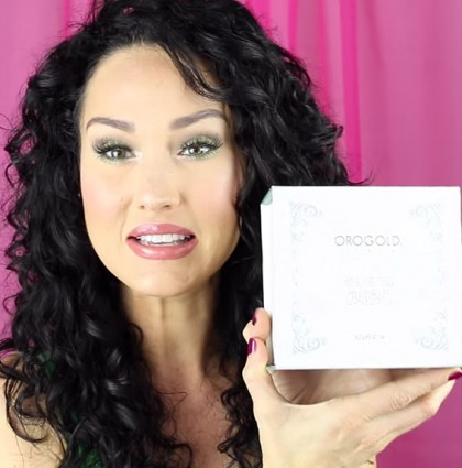 The Glam Belle Introduces the OROGOLD 24K Oil-Control Collection