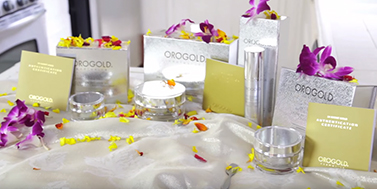 OROGOLD 24K Cyrogenic Collection