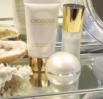 Products from the OROGOLD Box