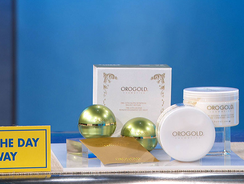 "OROGOLD Cosmetics Featured on ""The Doctors"""