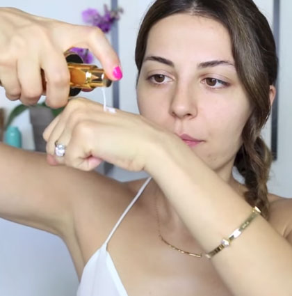 Sona Gasparian Reviews OROGOLD Vitamin C Collection