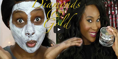 Beautysworld Reviews OROGOLD 24K CyrogeniC Diamond Mask