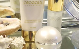 Do It Like Doli Unboxes the OROGOLD Box