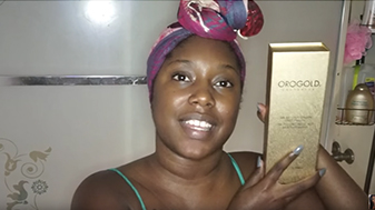 Glam Shea Reviews OROGOLD Products