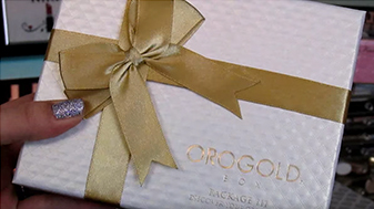 The OROGOLD Subscription Box`Niki Murphy reviews the OROGOLD Box.